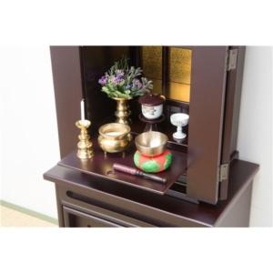 和室にも洋室にも馴染む「上置き仏壇」