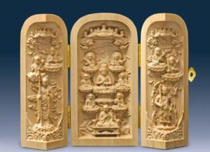 十三仏 仏龕